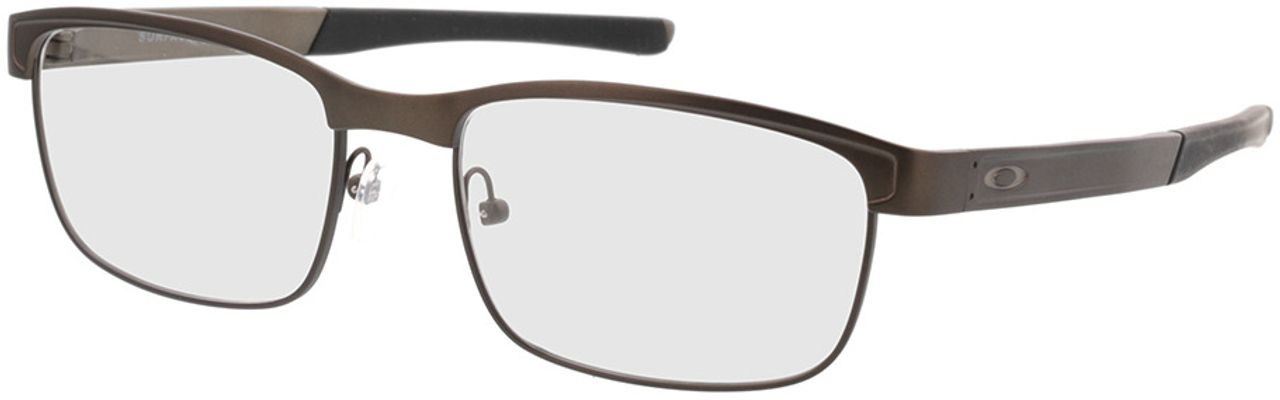 Picture of glasses model Oakley Surface Plate OX5132 02 54-18 in angle 330