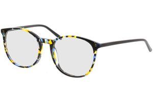 Montrose-blau/gelb/schwarz
