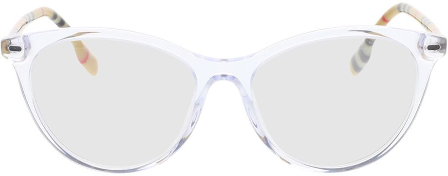 Picture of glasses model Burberry BE2325 3889 53-16 in angle 0