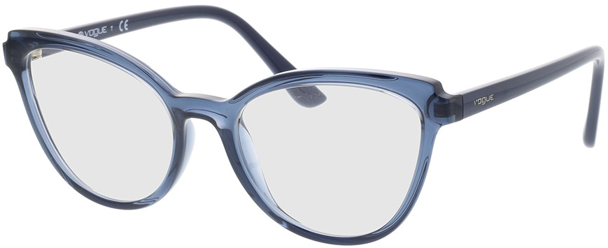 Picture of glasses model Vogue VO5291 2764 53-18 in angle 330