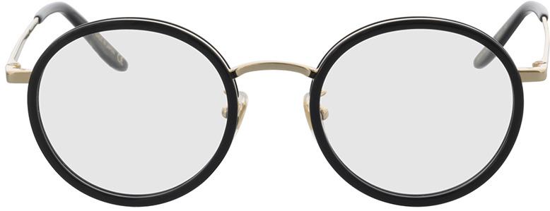 Picture of glasses model Gucci GG0679OA-001 48-21 in angle 0