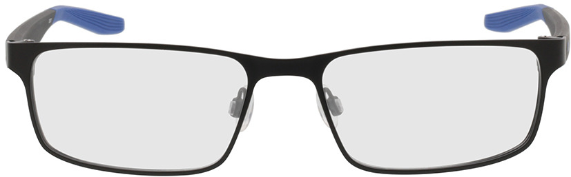 Picture of glasses model Nike NIKE 8131 008 55-17 in angle 0