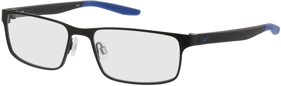 Picture of glasses model Nike NIKE 8131 008 55-17 in angle 330