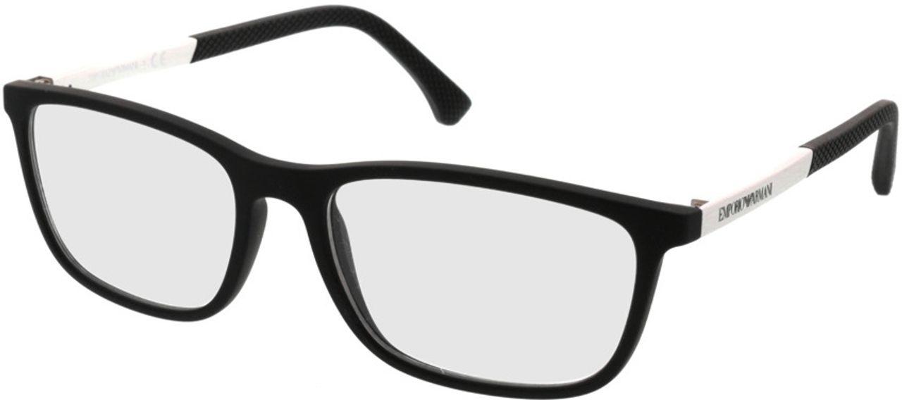 Picture of glasses model Emporio Armani EA3069 5063 55-17 in angle 330