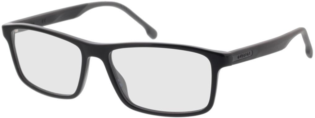 Picture of glasses model Carrera CARRERA 8865 807 57-16 in angle 330