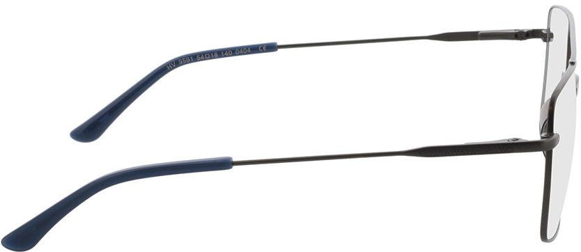 Picture of glasses model El Paso-anthrazit in angle 90