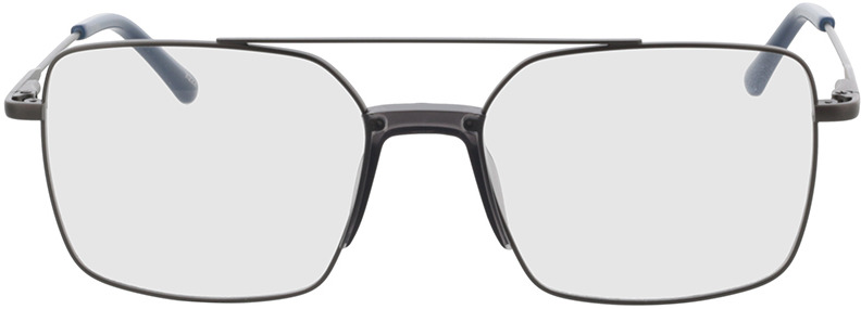 Picture of glasses model El Paso-anthrazit in angle 0