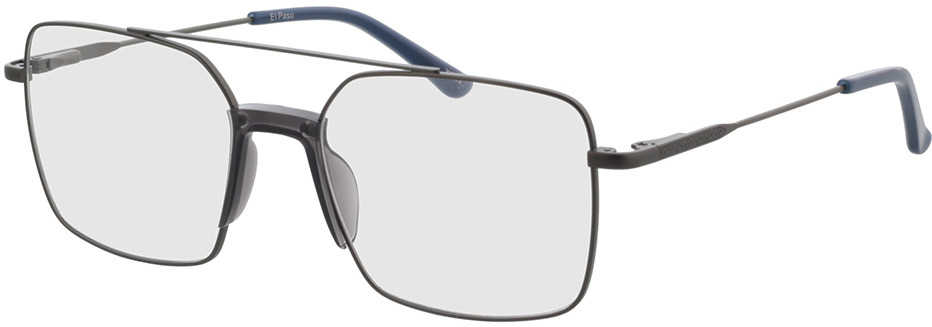 Picture of glasses model El Paso-anthrazit in angle 330
