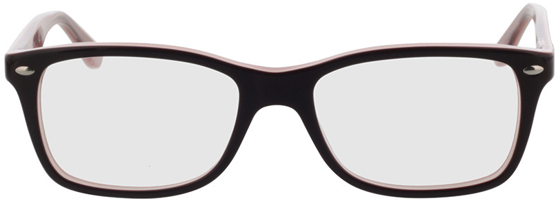 Picture of glasses model Ray-Ban RX5228 8120 53-17 in angle 0