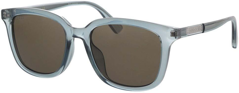 Picture of glasses model Gucci GG0939SA-003 54-19 in angle 330