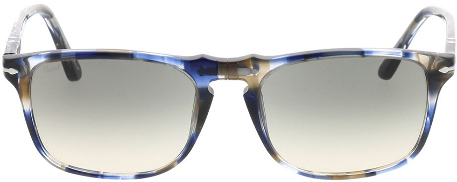 Picture of glasses model Persol PO3059S 112632 54-18 in angle 0