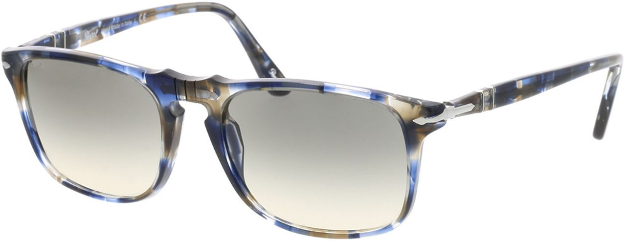 Picture of glasses model Persol PO3059S 112632 54-18 in angle 330