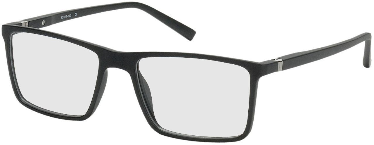Picture of glasses model Santander-schwarz in angle 330