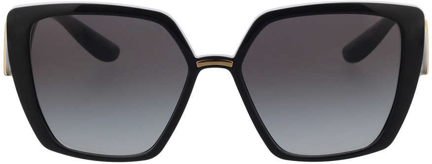 Picture of glasses model Dolce&Gabbana DG6156 501/8G 56-16 in angle 0