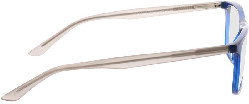 Picture of glasses model Valor-dunkelblau/grau in angle 90