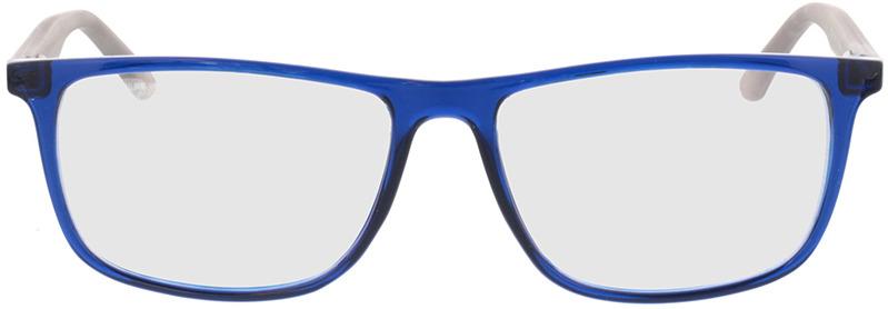 Picture of glasses model Valor-dunkelblau/grau in angle 0