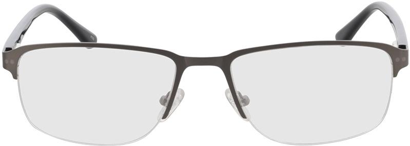 Picture of glasses model Frisco-mate antracite in angle 0