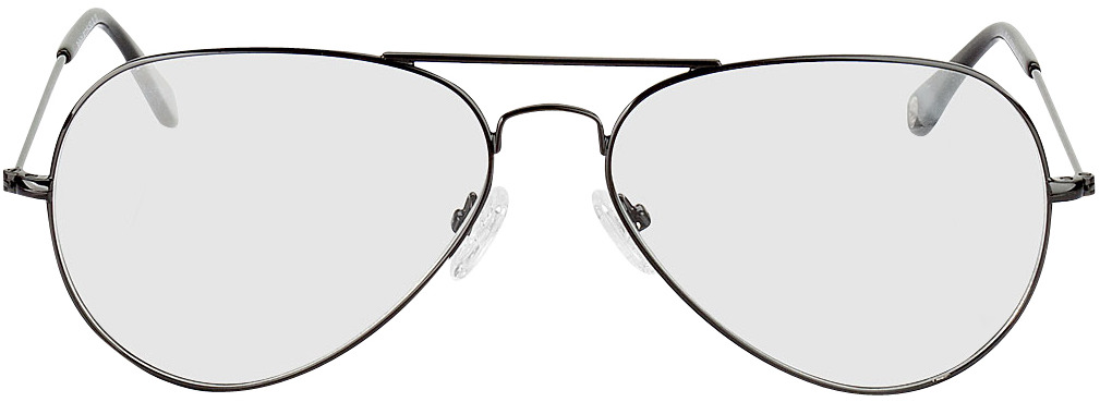 Picture of glasses model Miramar-schwarz in angle 0