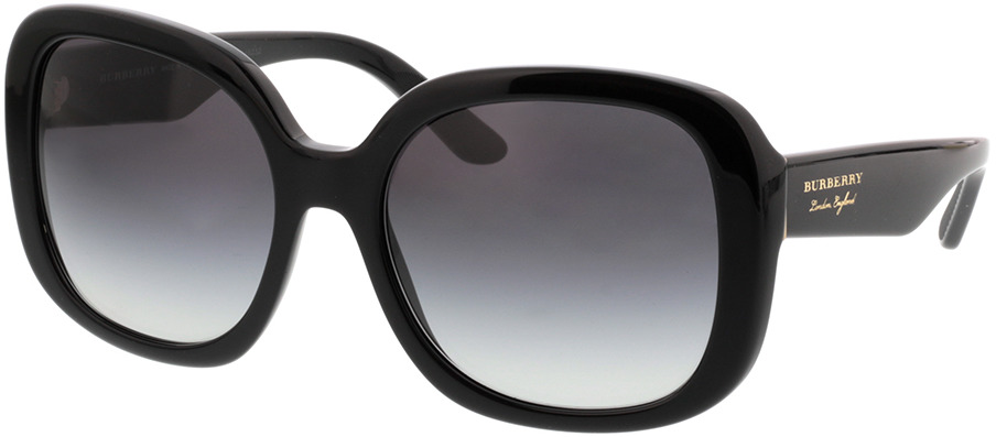 Picture of glasses model Burberry BE4259 30018G 56-18 in angle 330
