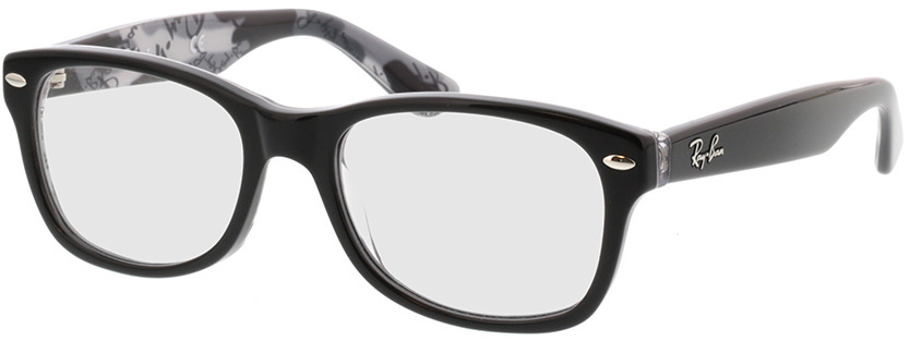Picture of glasses model Ray-Ban Junior RY1528 3803 48-16 in angle 330
