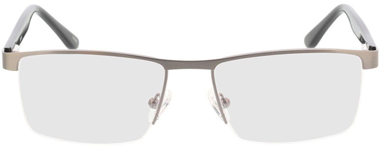 Picture of glasses model Daxton-anthrazit/matt schwarz in angle 0
