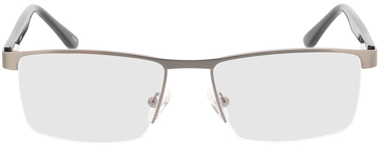 Picture of glasses model Daxton-antracite/mate preto in angle 0