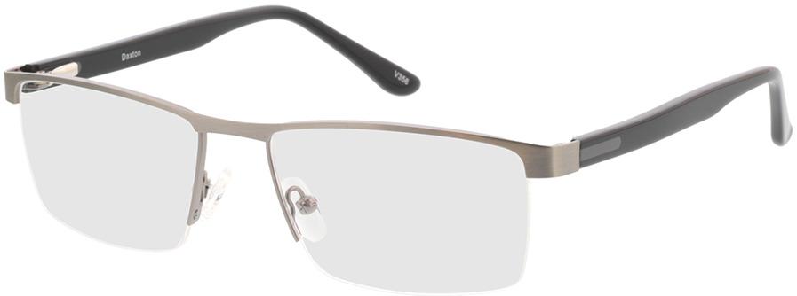 Picture of glasses model Daxton-antracite/mate preto in angle 330