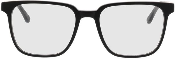 Picture of glasses model TAKE A SHOT Lenus Midnight Black RX: Schwarzes Eichenholz 54-19 in angle 0
