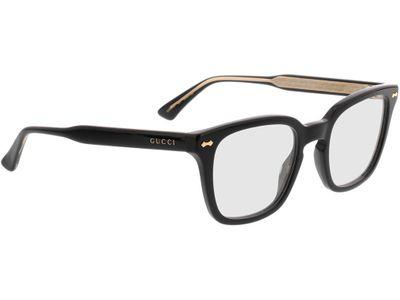 Brille Gucci GG0184O-001 50-21