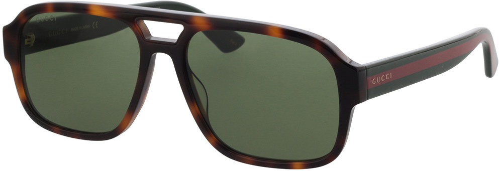 Picture of glasses model Gucci GG0925S-002 in angle 330