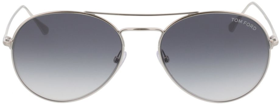 Picture of glasses model Tom Ford Ace FT0551 18B  in angle 0