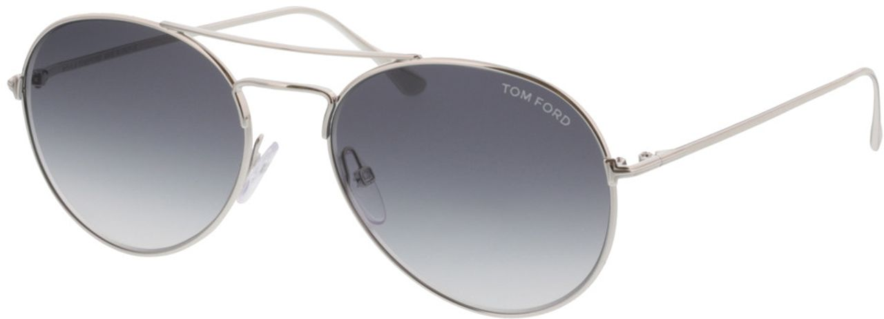Picture of glasses model Tom Ford Ace FT0551 18B  in angle 330