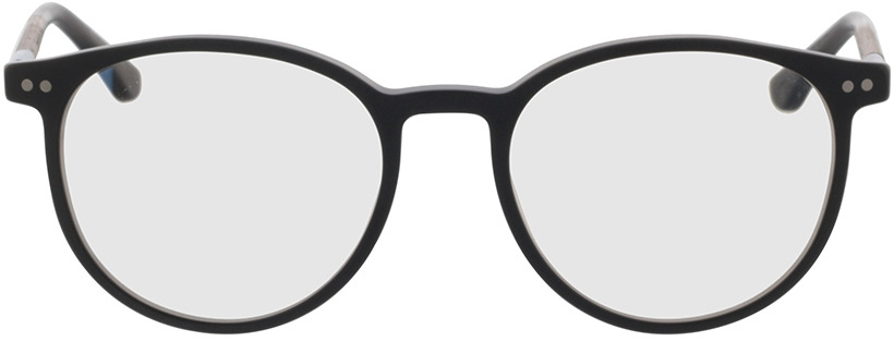 Picture of glasses model Wood Fellas Optical Point curled/grey 50-18 in angle 0
