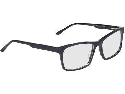 Brille Rotterdam-schwarz
