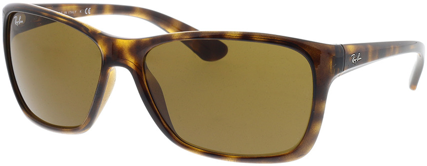 Picture of glasses model Ray-Ban RB4331 710/73 61-16 in angle 330