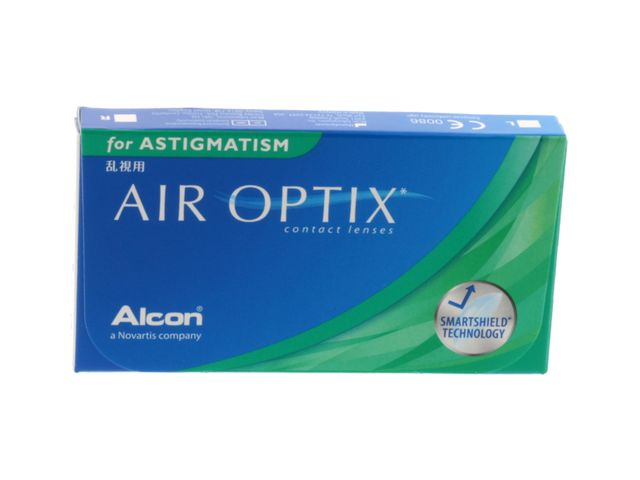 AIR OPTIX® for Astigmatism 3er Box