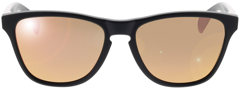Picture of glasses model Oakley Frogskins XS OJ9006 900617 53-16 in angle 0
