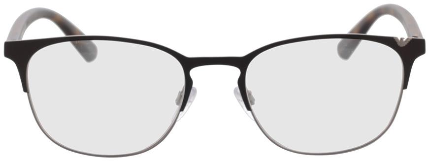 Picture of glasses model Emporio Armani EA1059 3179 53-19 in angle 0