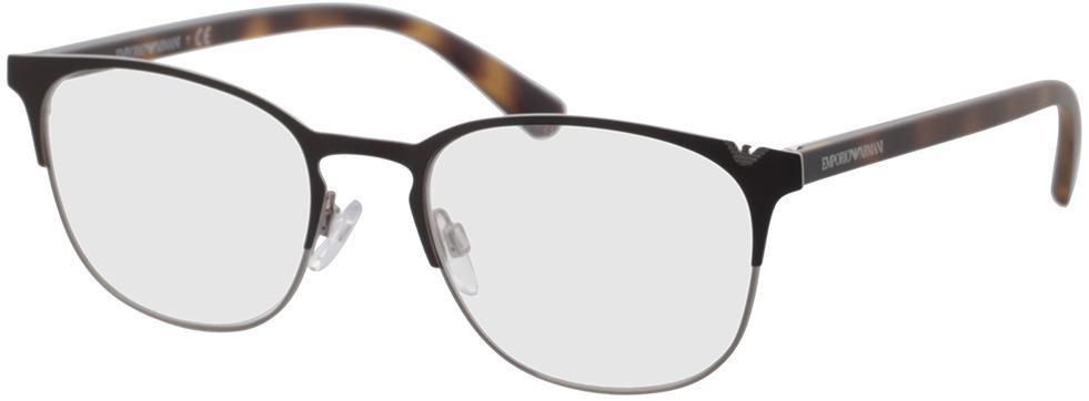 Picture of glasses model Emporio Armani EA1059 3179 53-19 in angle 330