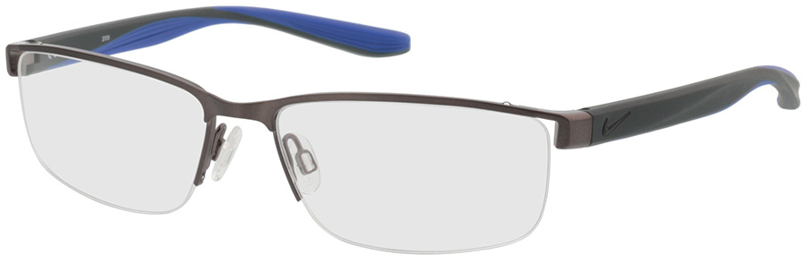 Picture of glasses model Nike NIKE 8172 070 56-16 in angle 330