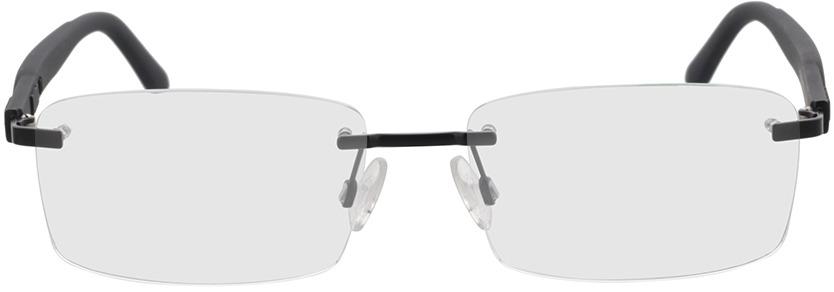 Picture of glasses model Puma PU0330O-001 58-17 in angle 0