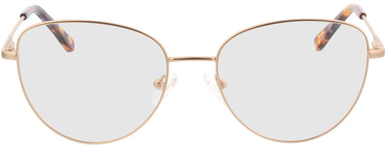 Picture of glasses model Resia-mate dourado in angle 0