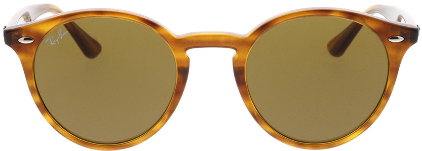 Picture of glasses model Ray-Ban RB2180 820/73 49-21 in angle 0