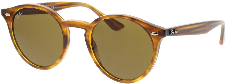 Picture of glasses model Ray-Ban RB2180 820/73 49-21