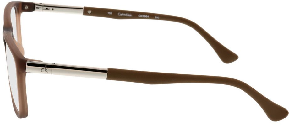 Picture of glasses model cK CK5864 200 54-17 in angle 270