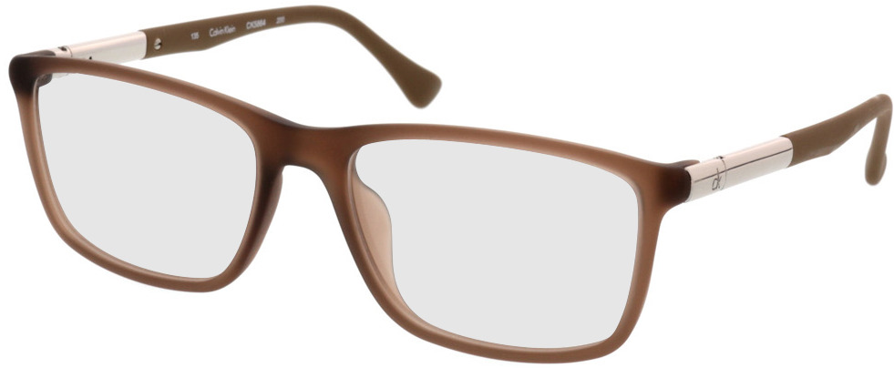 Picture of glasses model Calvin Klein CK5864 200 54-17 in angle 330