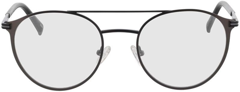 Picture of glasses model Tyler-matt schwarz/matt anthrazit in angle 0
