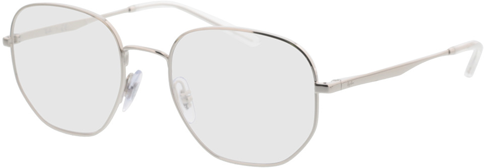 Picture of glasses model Ray-Ban RX3682V 2501 51-19 in angle 330