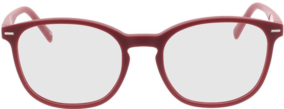 Picture of glasses model Olea-rot in angle 0