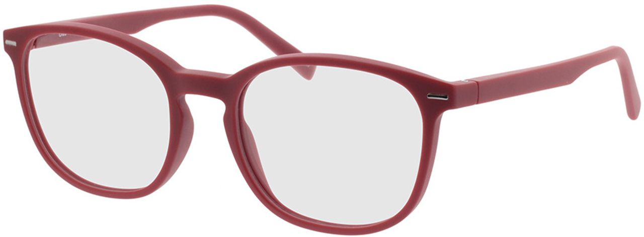 Picture of glasses model Olea-rot in angle 330